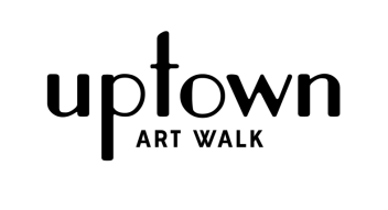 uptown art walk picute logo