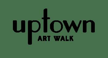 uptown art walk picute logo